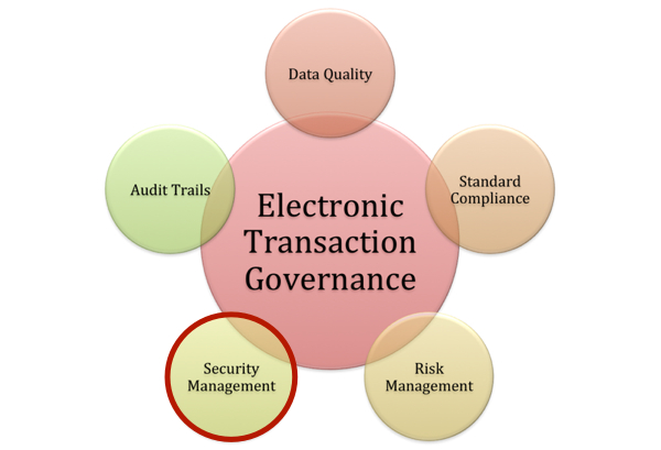 Electronic Transaction Governance Security Management