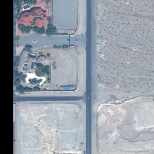 Deep Learning for Satellite Imagery 50 cm/px resolution